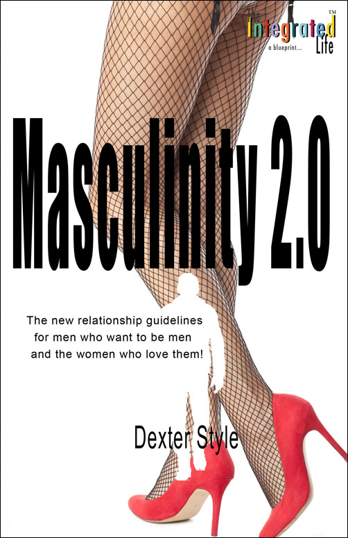 Masculinity 2.0 book cover